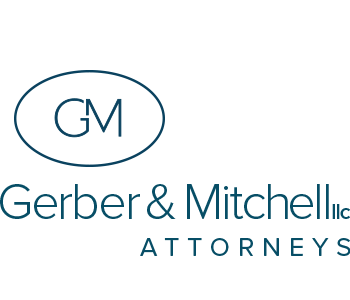 Gerber & Mitchell Attorneys logo